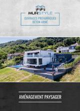 brochures aménagement paysager