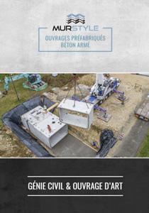brochures beton prefa genie civile et ouvrage d'art